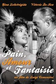 Affiche du film : Pain, amour et fantaisie