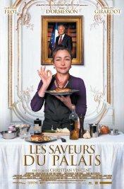 Affiche du film : Les saveurs du palais