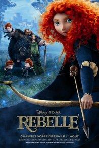 Affiche du film : Rebelle