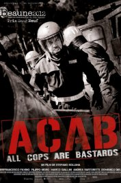background picture for movie A.C.A.B : All Cops Are Bastards
