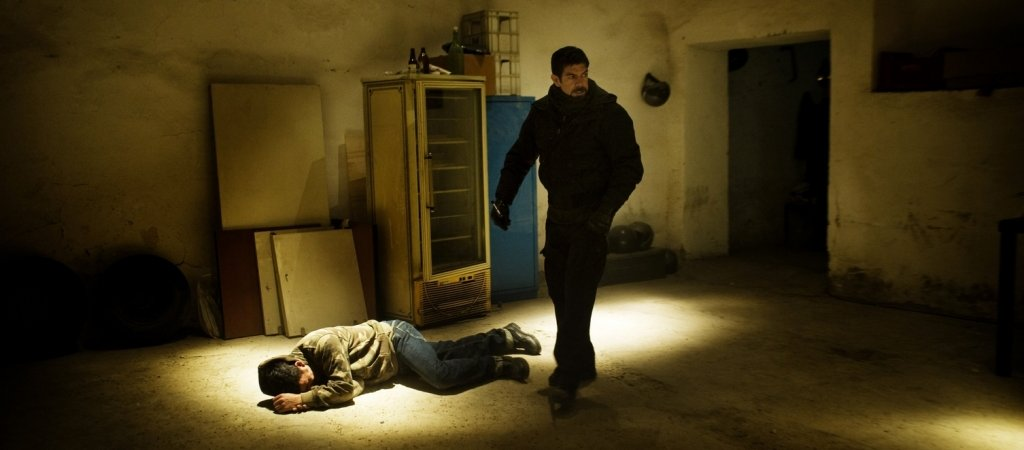 Photo dernier film Filippo Nigro