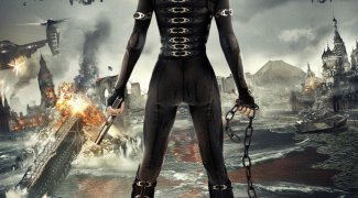 Affiche du film : Resident Evil 5 - Retribution