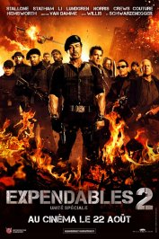background picture for movie Expendables 2 : Unité Spéciale
