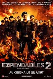 background picture for movie Expendables 2 : Unité Spéciale