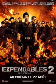 Affiche du film : Expendables 2 : Unité Spéciale