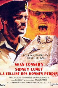 Affiche du film : La colline des hommes perdus