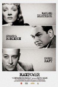 Affiche du film : Manpower - L'entraineuse fatale