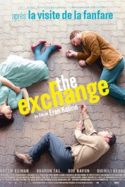 background picture for movie The exchange