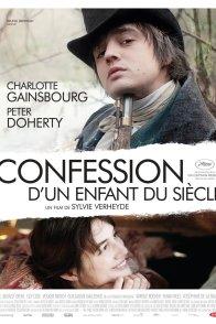 Affiche du film : Confession d'un enfant du siècle