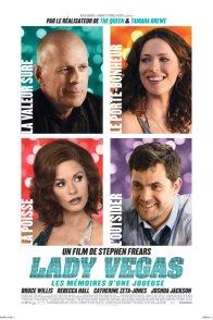 Affiche du film : Lady Vegas - Les Mémoires d'une joueuse
