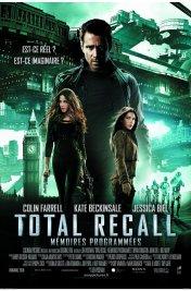 Affiche du film Total Recall : Mémoires Programmées
