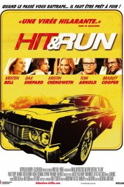 background picture for movie Hit and Run