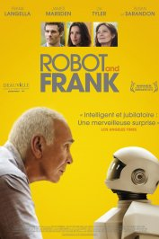 background picture for movie Robot and Frank