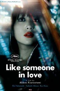 Affiche du film : Like someone in love