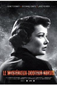 Affiche du film : Whirlpool - Le mysterieux docteur korvo