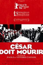 background picture for movie César doit mourir