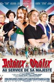 Affiche du film Astérix et Obélix : Au Service de sa Majesté