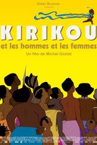 Affiche du film : Kirikou et les hommes et les femmes
