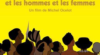 background picture for movie Kirikou et les hommes et les femmes