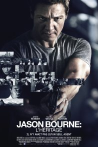 Affiche du film : Jason Bourne : L'héritage