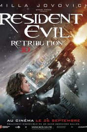 background picture for movie Resident Evil 5 - Retribution