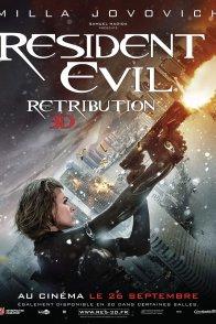 Affiche du film : Resident Evil 5 - Retribution