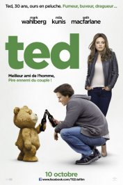 background picture for movie Ted
