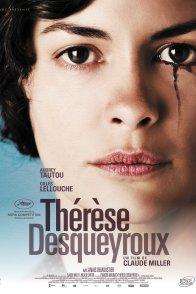 Affiche du film : Thérèse Desqueyroux