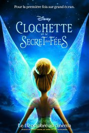background picture for movie Clochette et le secret des fées
