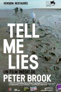 Affiche du film : Tell me lies