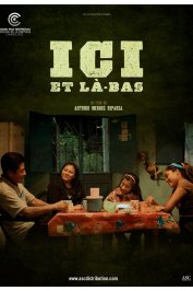 background picture for movie Ici et là-bas