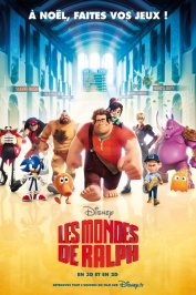 background picture for movie Les Mondes de Ralph