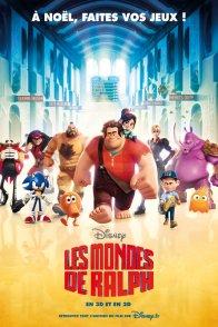 Affiche du film : Les Mondes de Ralph