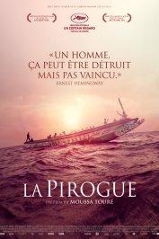 background picture for movie La pirogue