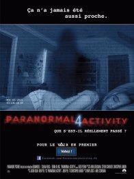 Affiche du film : Paranormal Activity 4