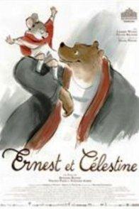 Affiche du film : Ernest et Célestine