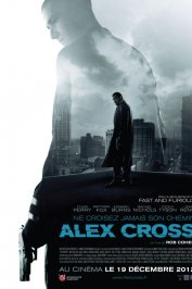 background picture for movie Alex Cross
