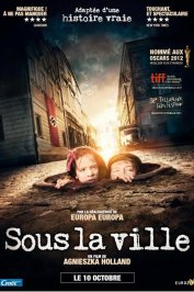 background picture for movie Sous la ville