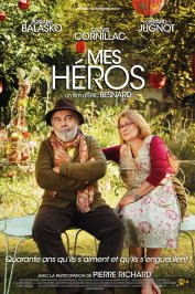 background picture for movie Mes Héros