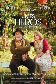 Affiche du film : Mes Héros