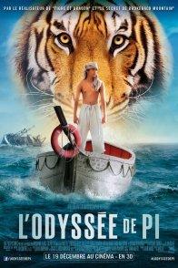 Affiche du film : L'Odyssée de Pi