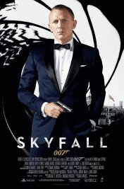 background picture for movie Skyfall