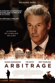 background picture for movie Arbitrage