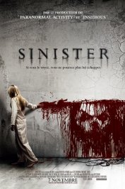 background picture for movie Sinister