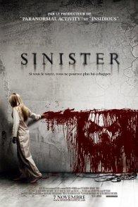 Affiche du film : Sinister