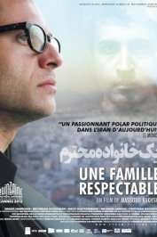 background picture for movie Une famille respectable