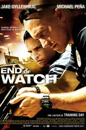 background picture for movie End of Watch
