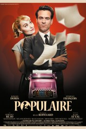 background picture for movie Populaire