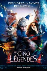 Affiche du film : Les Cinq Légendes
