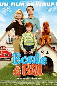 Affiche du film : Boule et Bill